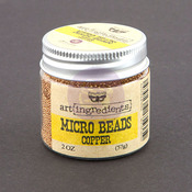 Copper Micro Beads - Art Ingredients - Prima
