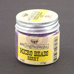 Berry Micro Beads - Art Ingredients - Prima