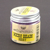 Berry Micro Beads - Art Ingredients - Prima