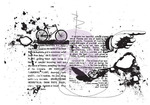 Pictionary Treasured Memories 2 Cling Stamp - Prima