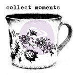 Collect Moments Wood Mounted Stamp - Finnabair - Prima