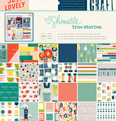Shimelle: True Stories 12 x 12 Paper Pad - American Crafts