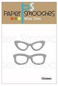 Glasses Wise Dies - Paper Smooches