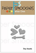 Tiny Hearts Wise Dies - Paper Smooches