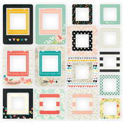 I Am Chipboard Frames - Simple Stories
