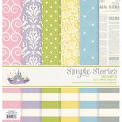Enchanted Simple Basics Kit - Simple Stories