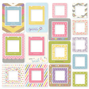 Enchanted Chipboard Frames - Simple Stories