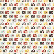 Photo Op Paper - Say Cheese II - Simple Stories