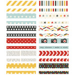 Say Cheese II Washi Paper Tape - Simple Stories