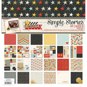 Say Cheese 12x12 Paper Pack - Simple Stories