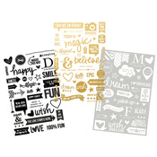Say Cheese II Photo Stickers - Simple Stories