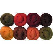 "Timberland - Wool Roving 12"" .25oz 8/Pkg"