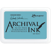 Sky Blue - Wendy Vecchi Designer Series Archival Ink Pad