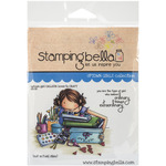 Uptown Girl Callista Loves To Craft - Stamping Bella Cling Rubber Stamp