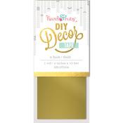 "DIY Decor Tape 4""X10'-Gold"