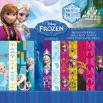"""Frozen Disney Mega Paper Pad 12""""X12"""""""