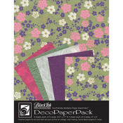 Sakura - Deco Paper Pack By Black Ink Papers