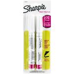 White - Sharpie Medium Point Oil-Based Opaque Paint Markers 2/Pkg