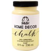 Summer Porch - FolkArt Home Decor Chalk Paint 8oz