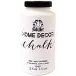 White Adirondack - Folkart Home Decor Chalk Paint 16oz