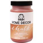 Copper - FolkArt Home Decor Chalk Paint Metallic 8oz