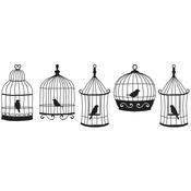 Birdcages - Deco Stamp Roller