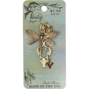 Flying Arrow - Vintaj Metal Accents 3/Pkg