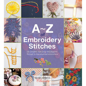 Search Press Books - A - Z Of Embroidery Stitches
