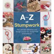 Search Press Books - A - Z Of Stumpwork