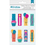 Birthday Whittles Clothespins - American Crafts