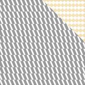 Herringbone Paper - Glam Factor - Teresa Collins