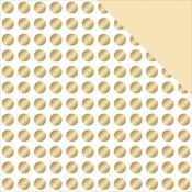 Gold Dots Foil Paper - Glam Factor - Teresa Collins