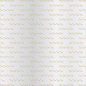 Arrows Gold Foil Paper - Signature Essentials - Teresa Collins