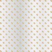 Dots Gold Foil Paper - Signature Essentials - Teresa Collins