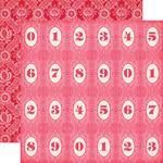 Number Circles Paper - Jack & Jill Girl - Echo Park