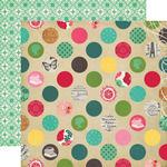 Delightful Dots Paper - Jack & Jill Girl - Echo Park