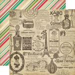 Vintage Ads Paper - Jack & Jill Girl - Echo Park