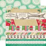 Border Strips Paper - Jack & Jill Girl - Echo Park
