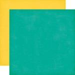 Teal - Yellow Paper - Jack & Jill Girl - Echo Park