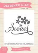 Sweet Flower Die Set - Jack & Jill Girl - Echo Park