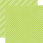 Mint Paper - Dots & Stripes Spring - Echo Park