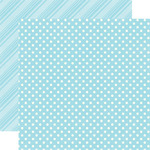 Sky Paper - Dots & Stripes Summer - Echo Park