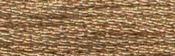 Golden Oak - DMC Light Effects Embroidery Floss 8.7yd