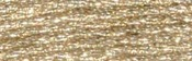 White Gold - DMC Light Effects Embroidery Floss 8.7yd