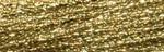 Light Gold - DMC Light Effects Embroidery Floss 8.7yd