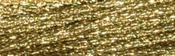 Light Gold - DMC Light Effects Embroidery Floss 8.7yd