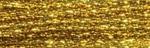 Dark Gold - DMC Light Effects Embroidery Floss 8.7yd