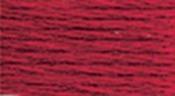 Medium Red - DMC Pearl Cotton Skein Size 3 16.4yd