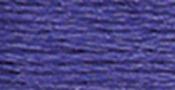 Very Dark Blue Violet - DMC Pearl Cotton Skein Size 3 16.4yd