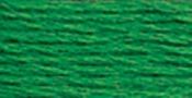 Bright Green - DMC Pearl Cotton Skein Size 3 16.4yd